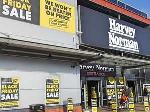 Harvey Norman boss unleashes at AGM