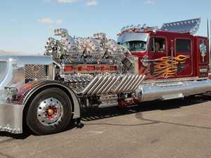 Insane $17m truck's crazy feature