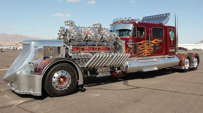 Insane $17m truck's crazy feature
