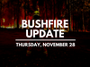 Stay up to date on the latest bushfire information in and around the Clarence Valley