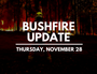 FIRE UPDATE: Latest information on Clarence fires