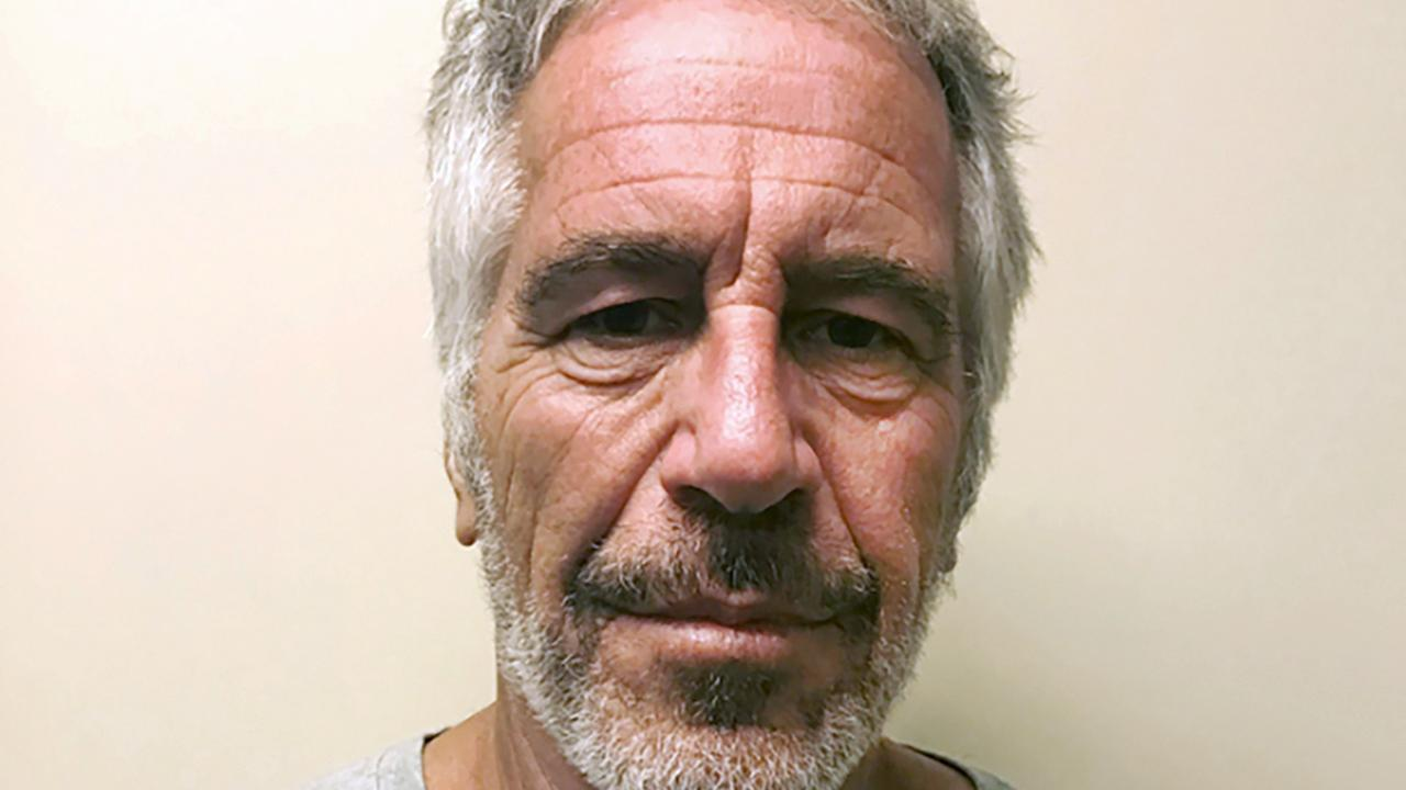 Epstein was found dead in August. Picture: New York State Sex Offender Registry via AP