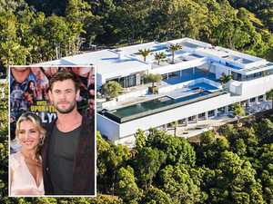 'Not that big': Elsa Pataky plays down $20m mega-mansion