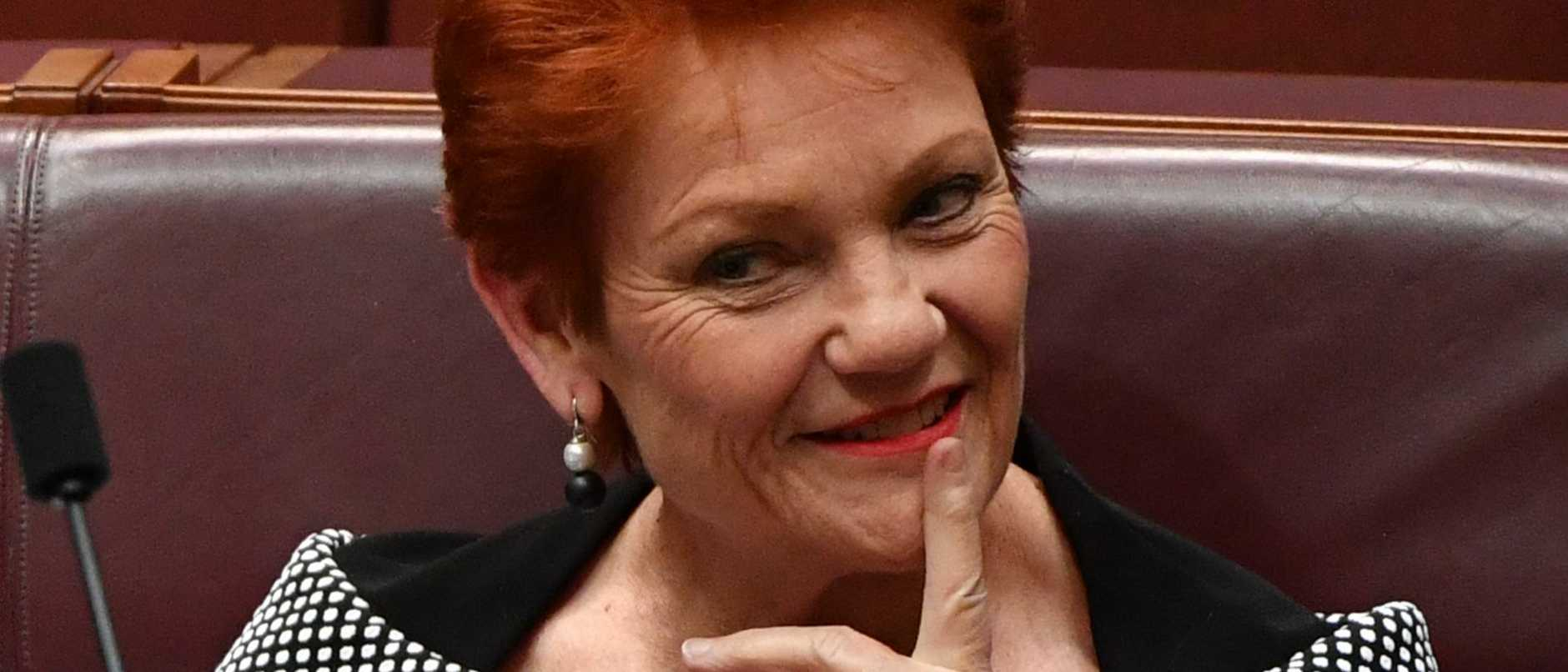 The Morrison government's union-busting legislation has been defeated in the Senate after One Nation spectacularly opposed it at the final vote.