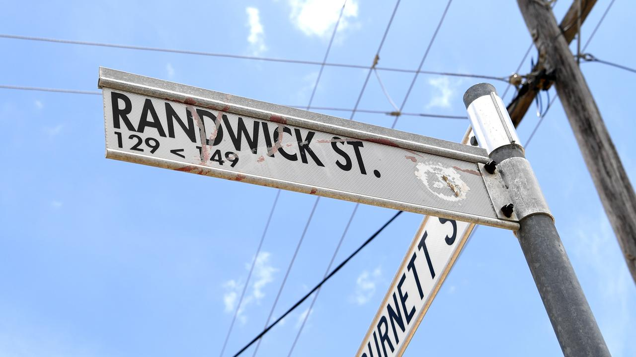 HIGH CRIME: GANG fights and vandalism makes for an average night on Randwick St, Berserker, according to a lifelong resident who just wants her grandchild to visit safely.