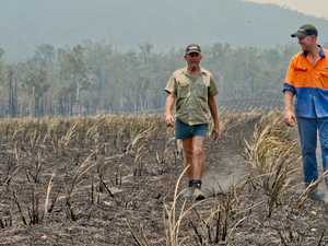 From the Mercury Editor's desk: The fires that shook Mackay