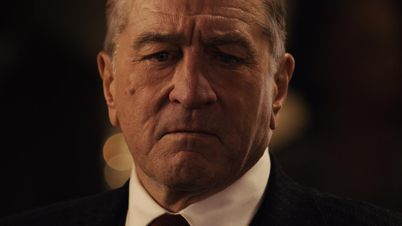 Robert De Niro stars in The Irishman.