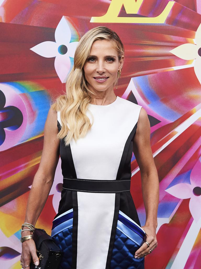 Elsa Pataky is in Sydney for the opening of the Louis Vuitton flagship store. Picture: Jaimi Chisholm