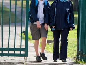 Student, 12, assaulted in brutal school attack