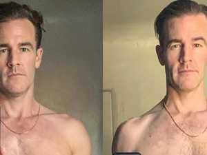 Dawson's Creek star's body transformation