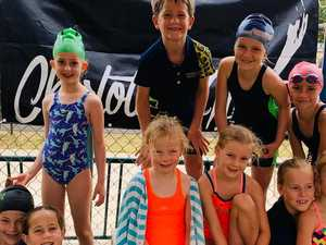 Charleville Chiefs swim their way to State Championships