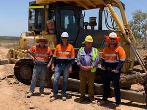 Project creating jobs for regional Queensland