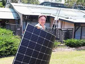 Council bends the norm to save with solar