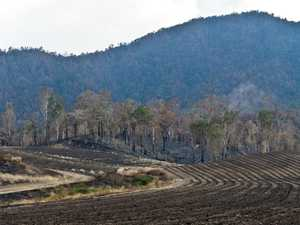 One year on: An inferno in the valley