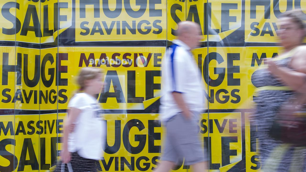 Last year Australians spent $27.1 billion in retail stores in November and Caneland Central centre manager Simon De Barro said the spending spree was aided by Black Friday celebrations.