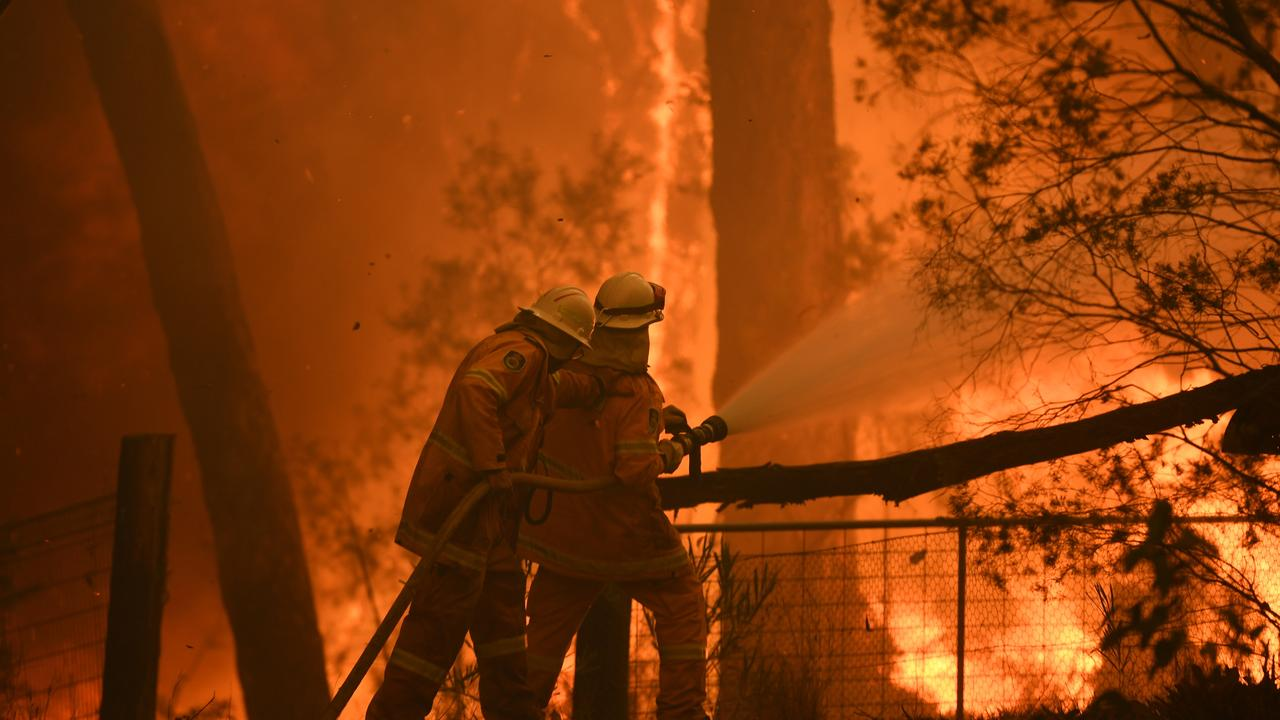 More fires are predicted in coming decades. Picture: AAP Image/Dean Lewins