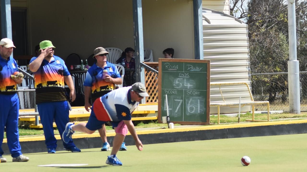 WRAP UP: The Roma Bowls Club holds their presentation night on Saturday.