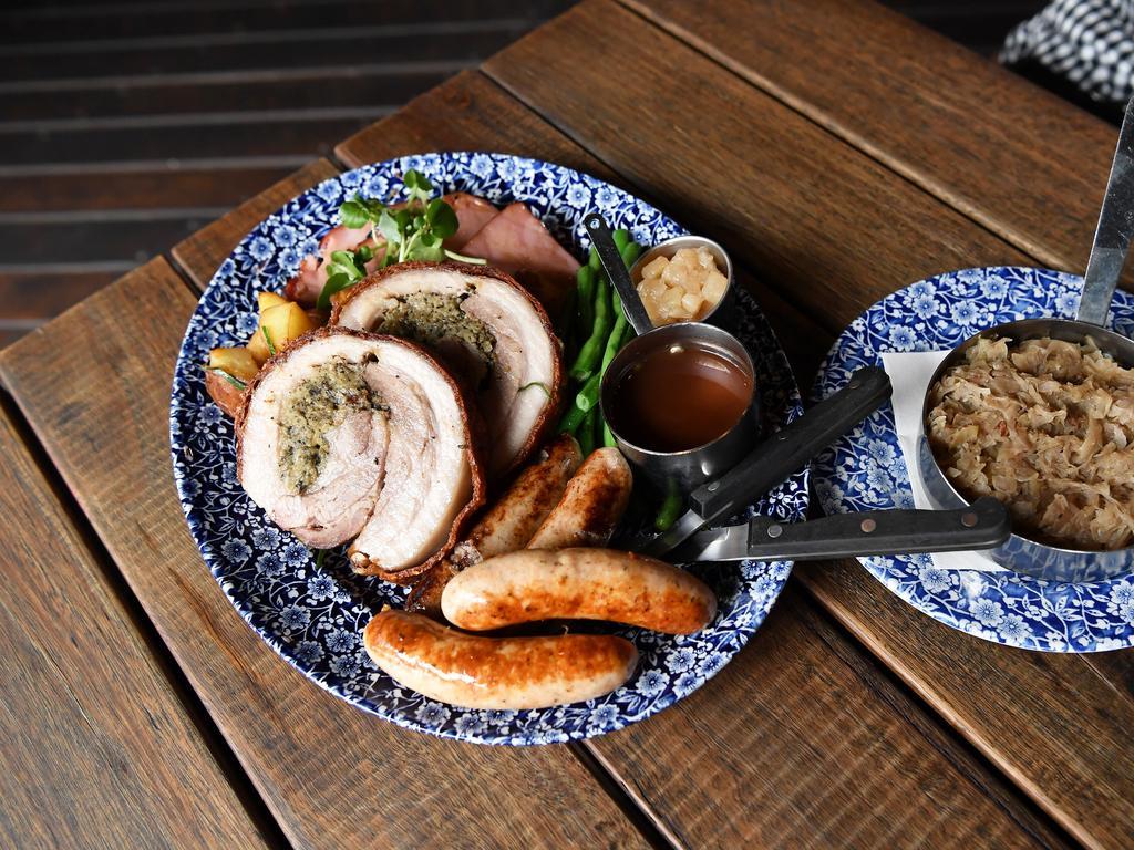 The Bavarian restaurant serves up a mouth-watering summer menu rejig. Photo Patrick Woods / Sunshine Coast Daily.