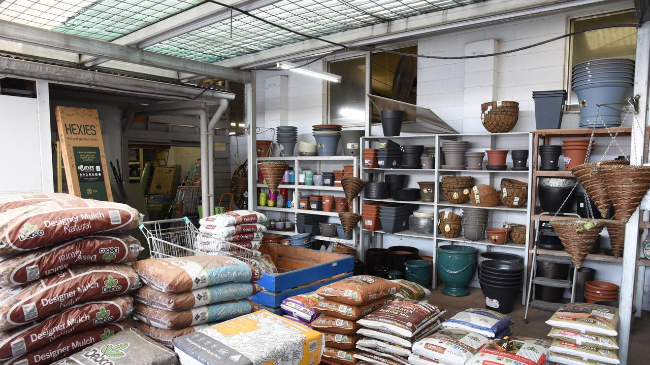 Monto Mitre 10 is expanding all the time, with owner Brett Miller saying they have 50 per cent more stock than when he and his wife took it over a year-and-a-half ago. Photo: Alex Treacy