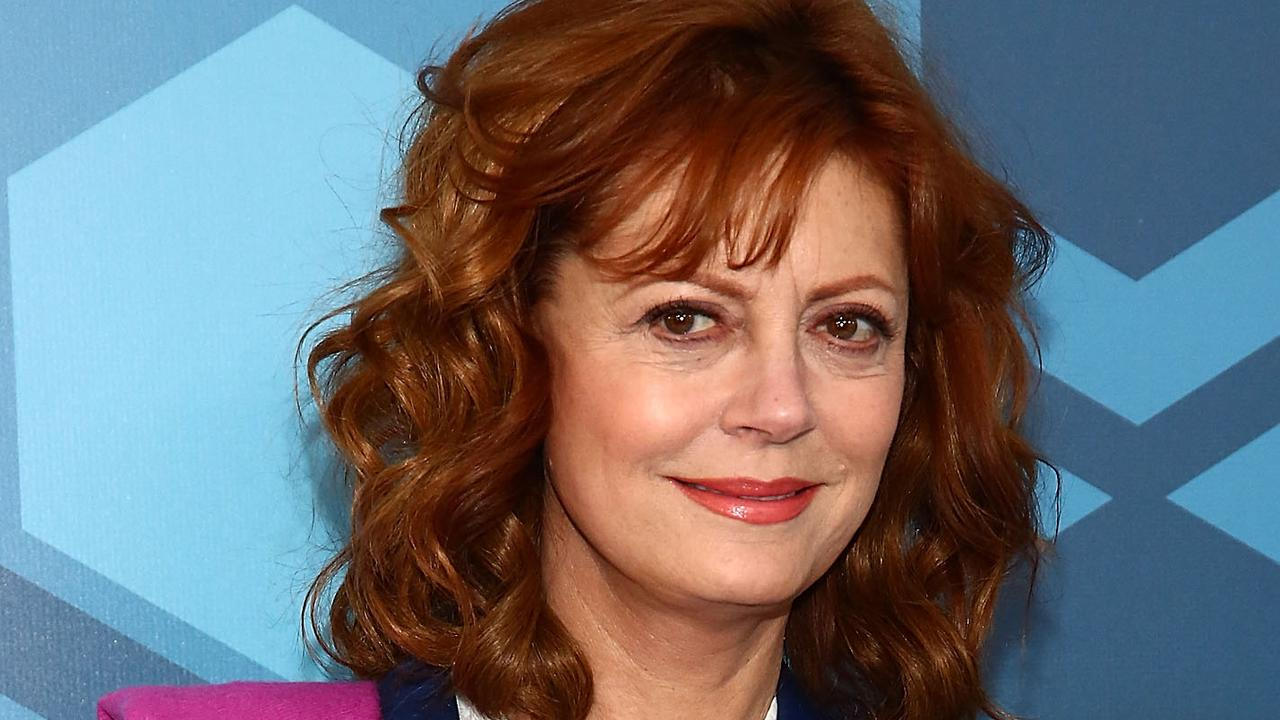 Susan Sarandon. Picture: Getty