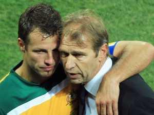 Former Socceroos coach Verbeek dies