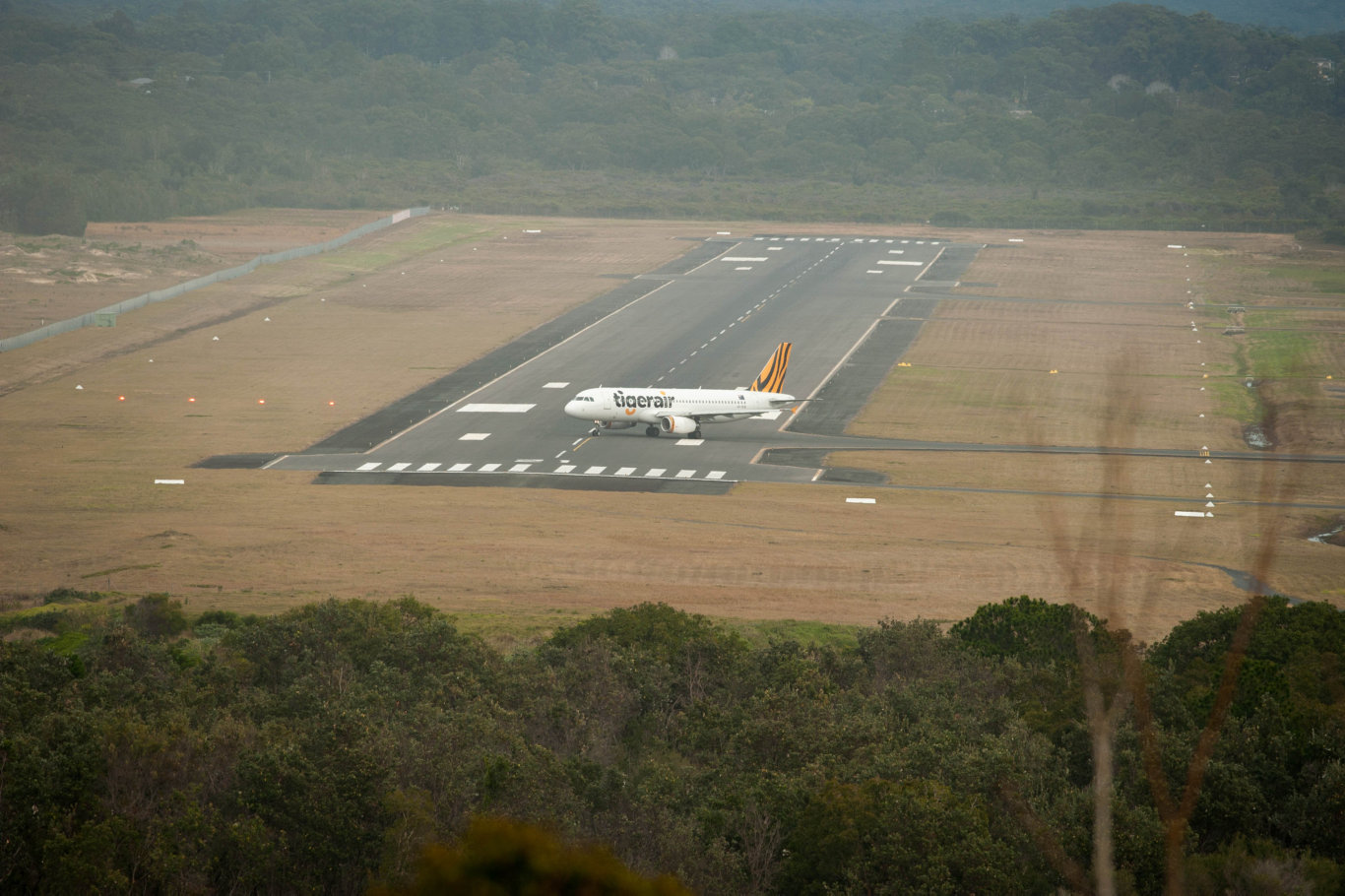 Coffs Harbour Airport could now be leased to a private company.