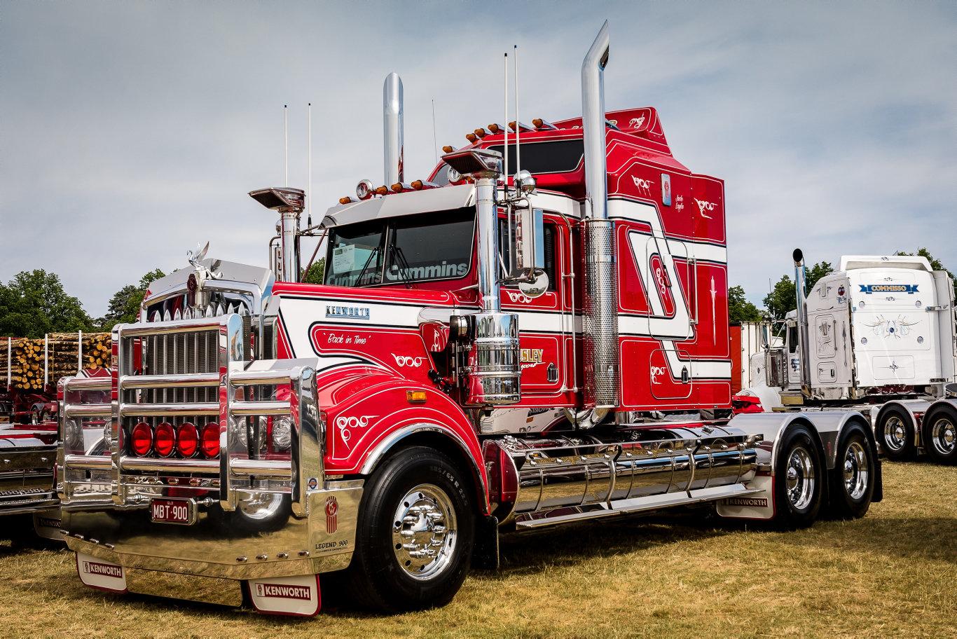 Dane Ballinger Memorial Truck Show