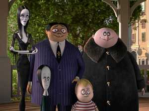 Creepy or just odd? Meet the new Addams Family