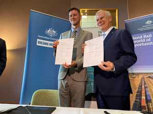 Inland Rail: What deal means for floodplain and landholders