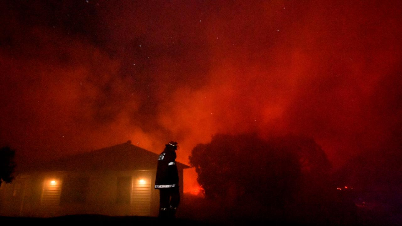 Firefighters are warning of a tough start to summer. Photo: John McCutcheon