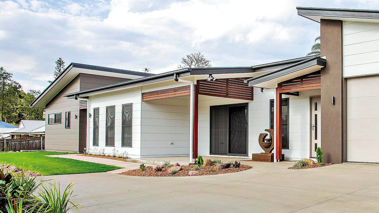 WELCOME: Make sure to check out this property, 13 Gardenia Court, Southside this weekend as part of many open homes available. Photo: Contributed