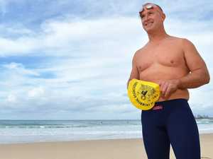 Swimmer's bid to be first to swim English Channel in winter