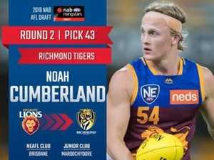Noah's mark: Richmond swoop on Coast young gun