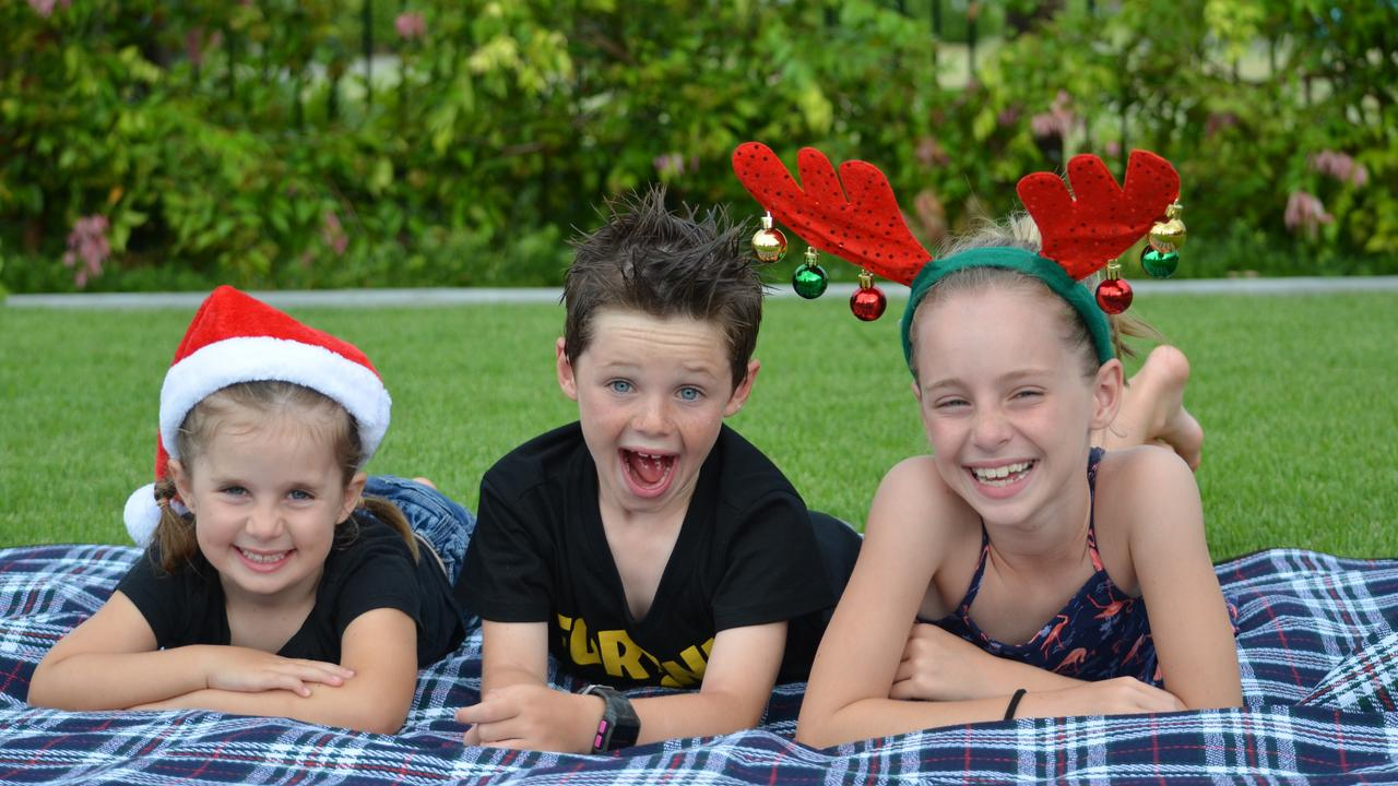 CHRISTMAS SPIRIT: Rolling into December there's no better time to relax with family and friends while enjoying Christmas carols. Pic: News Regional Media