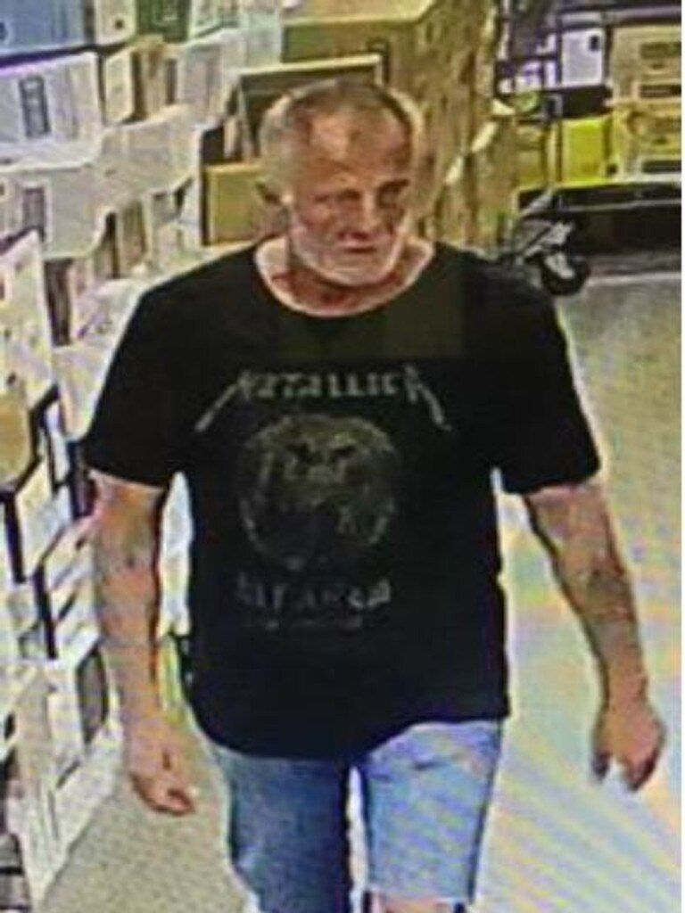 Police are looking to speak with the person in this image.