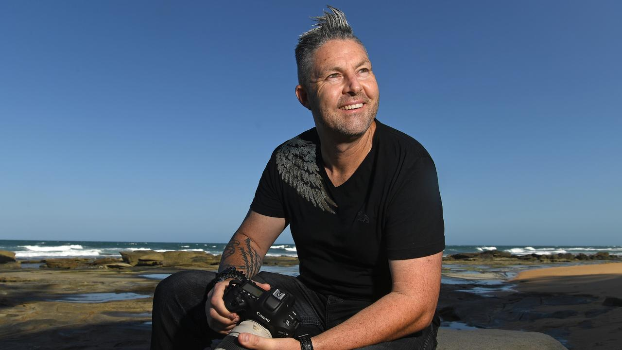 Award-winning wedding photographer Ben Connolly. Photo: Warren Lynam / Sunshine Coast Daily