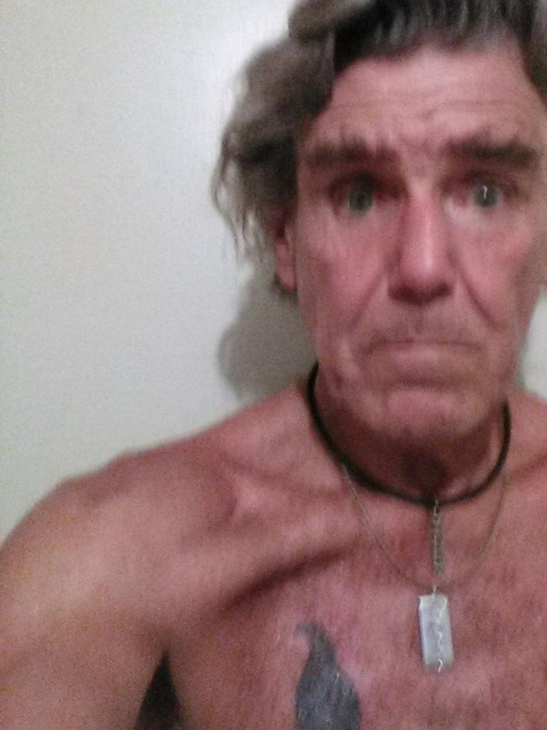 Graham Bruce Core, 69, was sentenced in Rockhampton Supreme Court on November 27 after pleading guilty to one count of possessing a dangerous drug in excess of two grams. This image was posted on his Facebook account in February 2018.