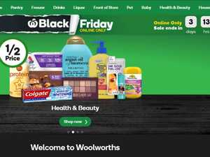 Woolies reveals massive surprise sale