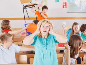Teachers struggle with basics and world's worst bullies