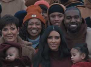 Kim and Kanye's bizarre new video