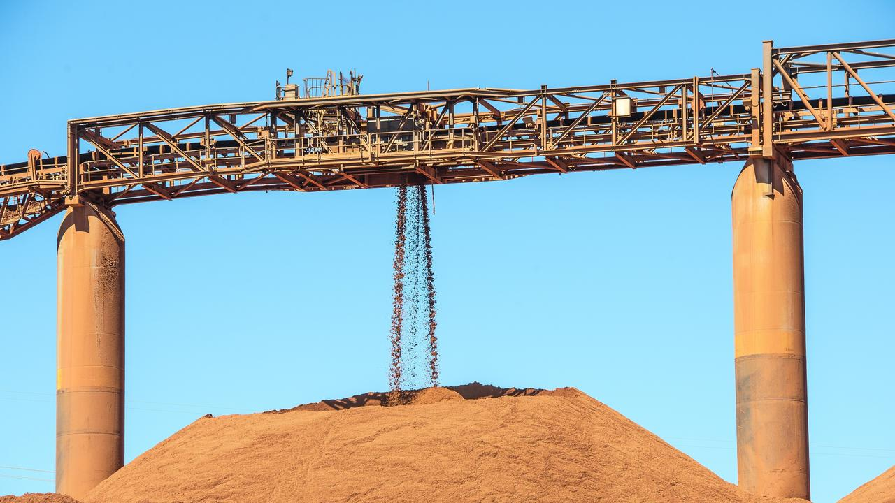 EXPORT: A decision will be made on a proposed bauxite mine at Binjour on December 16. Photo: Contributed