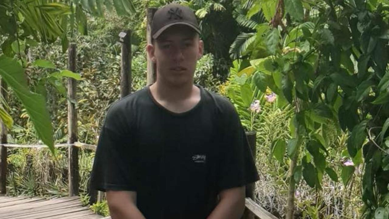 Charlie Scott, 18, died at Schoolies overnight. Picture: Facebook