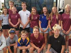 Nippers full of adrenaline for competition in Currumbin