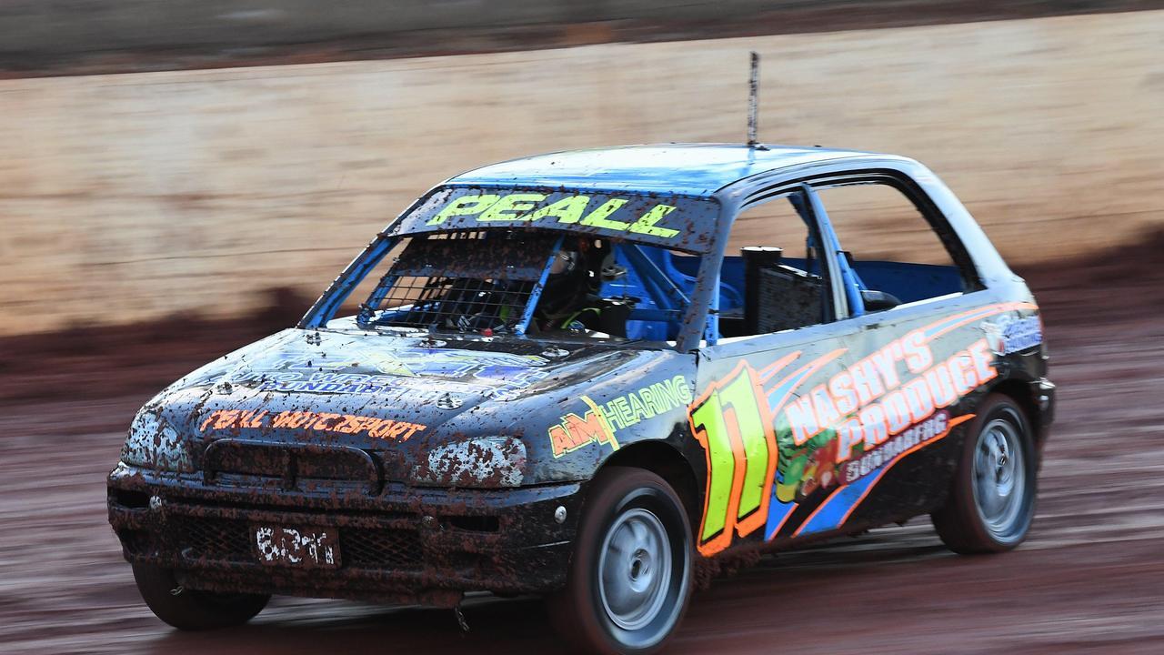 Maryborough Speedway Round One – Kurtis Peall.