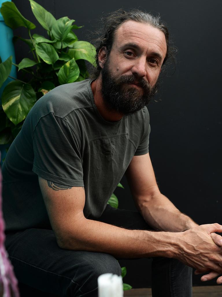 Lost Paradise promoter Simon Beckingham.