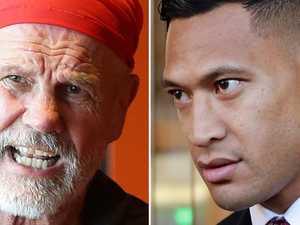 FitzSimons shreds Folau's  'absurd' claim