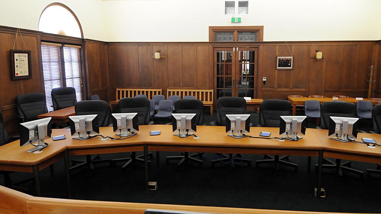 Gympie council ran at an $11m operating loss last year.