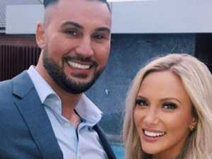 Salim Mehajer's cheesy wedding hint on video