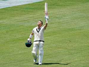 Warner makes double century as Australia dominate Pakistan