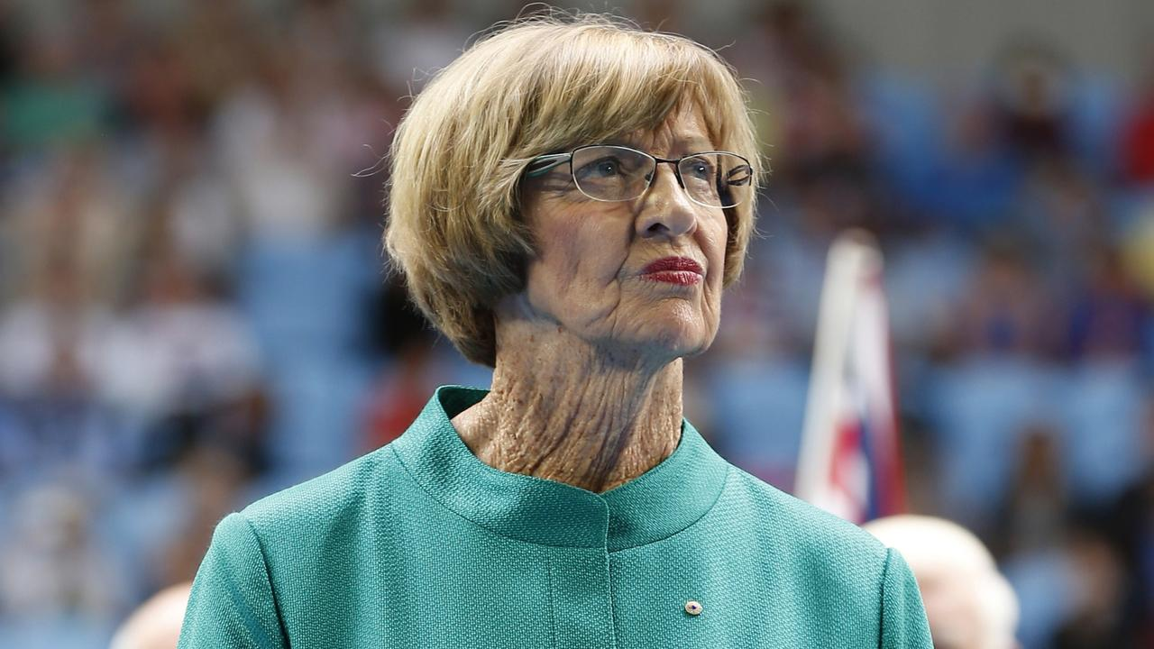 Margaret Court has won her battle to be invited to the year's first grand slam.